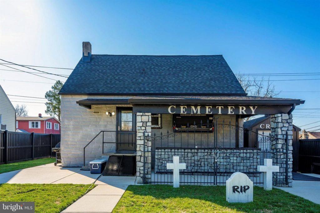могильный дом, © Bright MLS