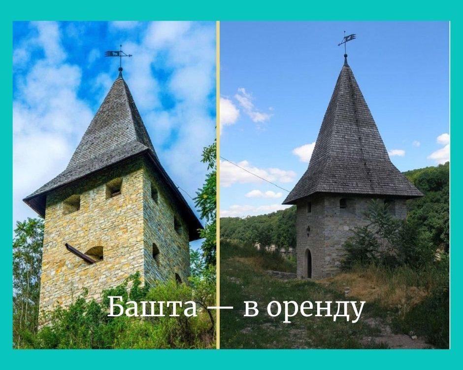Різницька башта у Кам'янці-Подільському