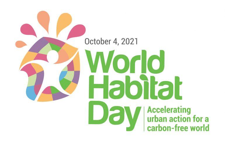 Всесвітній день Хабітат, Всемирный день Хабитат